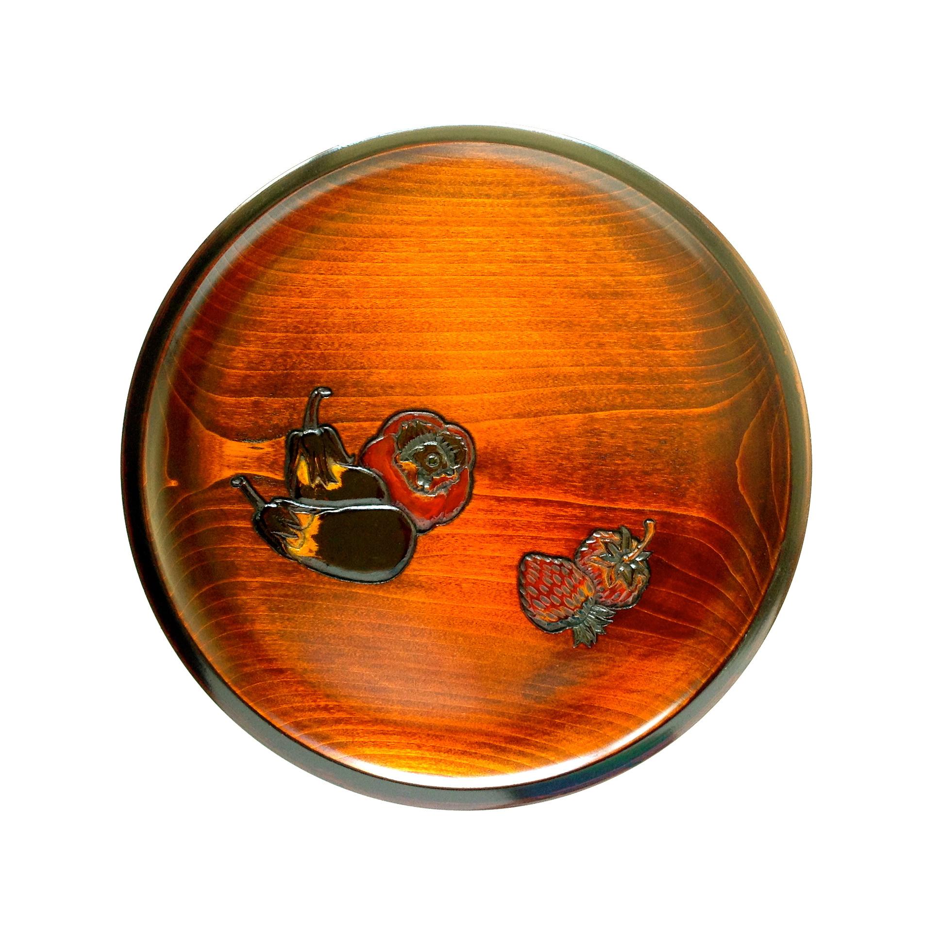 皿盆尺1柿