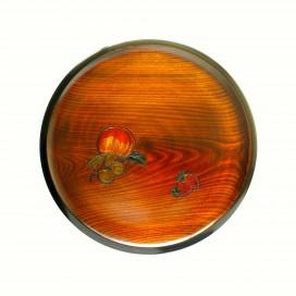 皿盆尺1桃